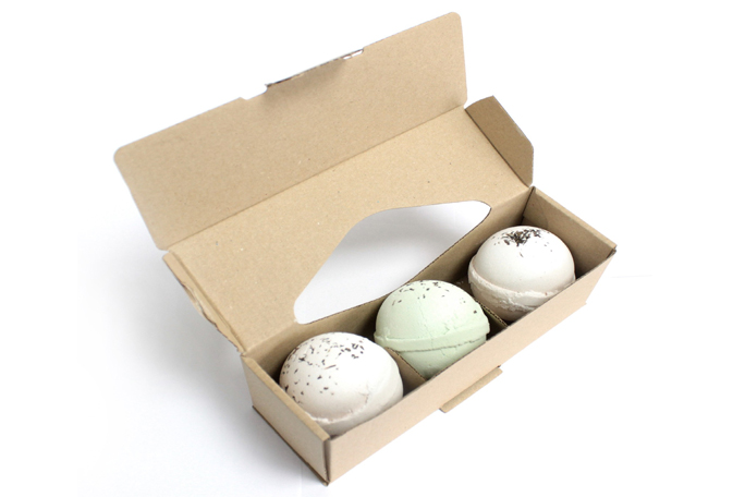 Bath Bombs Packaging Boxes