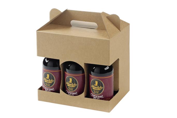 Bottles Packaging Boxes