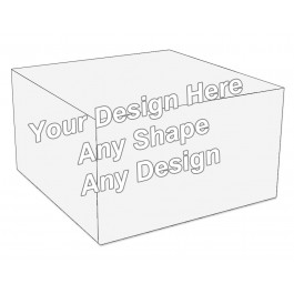 Custom - Cake Bakery Packaging Box