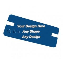 Embossed - Backing card printing