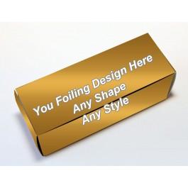 Golden Foiling - Tuck End Auto Bottom Boxes