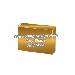 Golden Foiling  - Tights Packaging