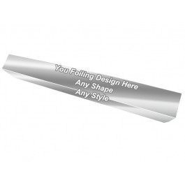 Silver Foiling - Lipstick Lip Gloss Packaging