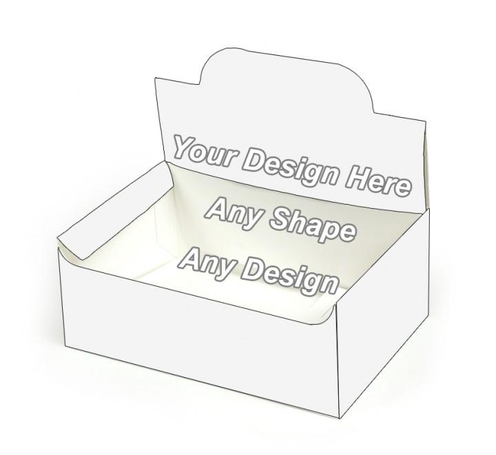 Cardboard - Pop up Display Boxes