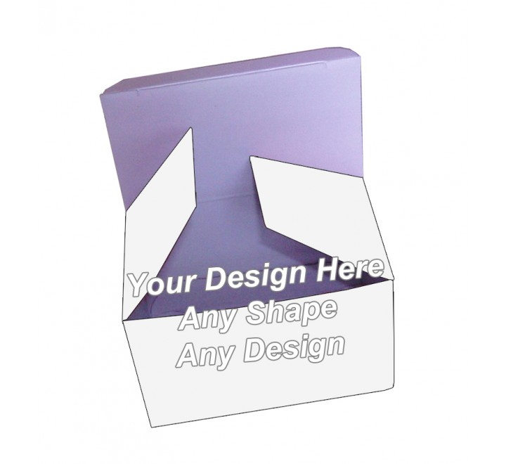 Custom - Folding Packaging boxes