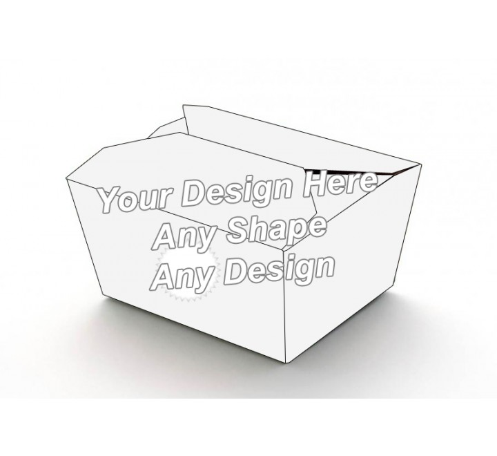 Diecut - Food Packaging Boxes