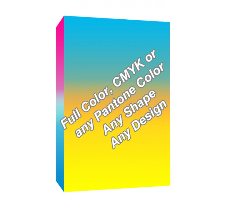 Full Color - Hair Extensions Boxes