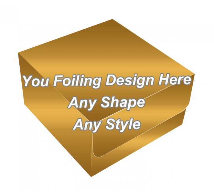 Golden Foiling Final - Bakery Packaging Boxes