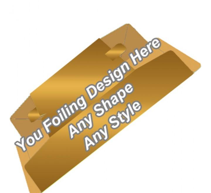 Golden Foiling - Tuck End Boxes