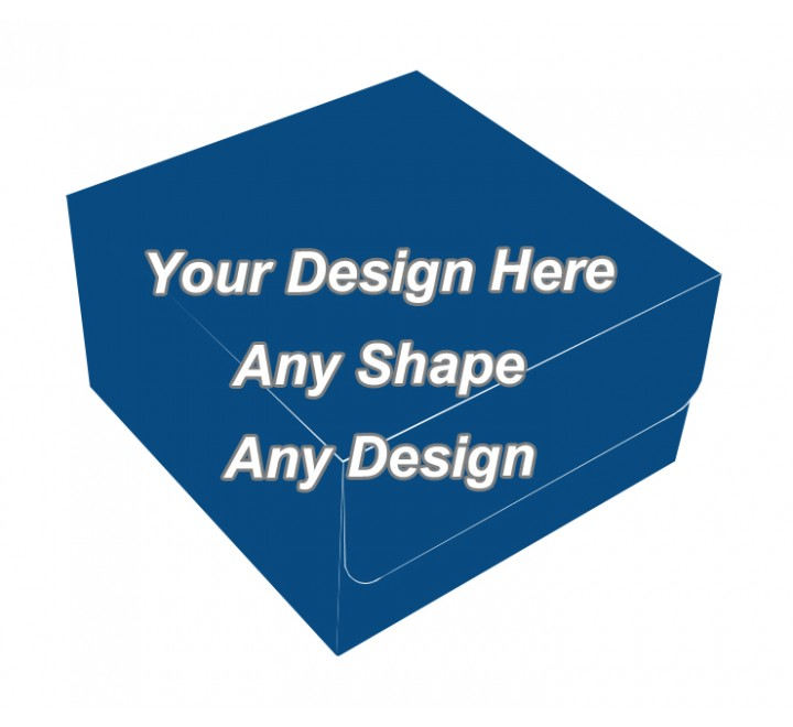 Matte Finish Boxes - Thread Packaging Boxes