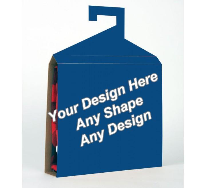 Matte Finish Boxes - Shirt Packaging Box
