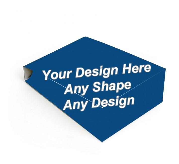 Matte Finish Boxes - Gable Bag Packaging