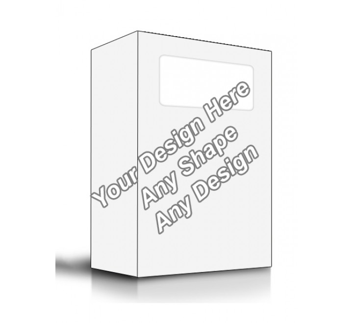 Window - Product Packaging Boxes