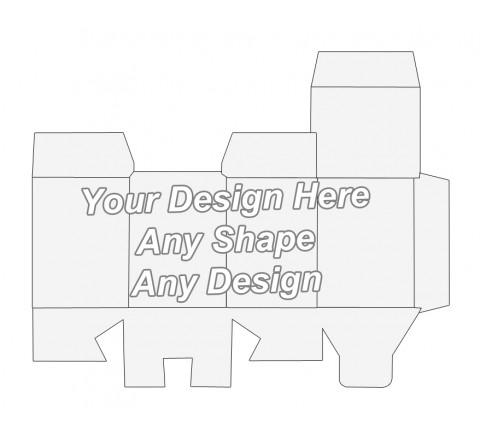 Custom - Die Cut Packaging Boxes
