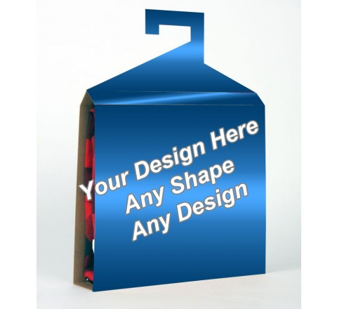 Gloss Laminated - Shirt Packaging Box