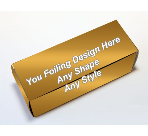 Golden Foiling - Foundation Packaging Boxes