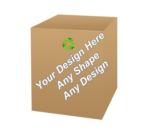 Recycled - Mobile Accessory Packaging Boxes