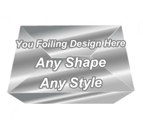 Silver Foiling - Autolock Bottom Boxes