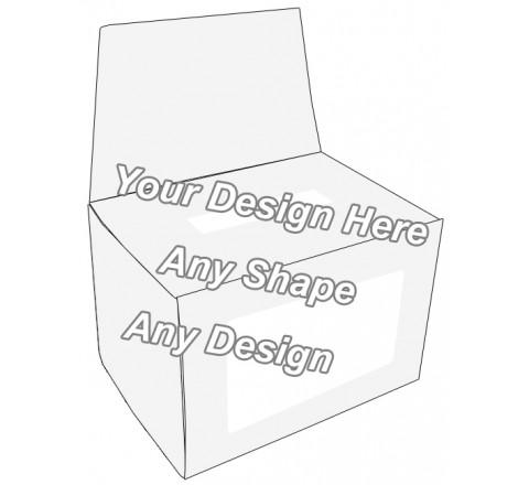 Window  - Socks Packaging